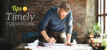 Tips for Timely Turnaround