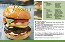 Farmers' Market Sliders