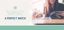Millennials & Direct Mail: A Perfect Match