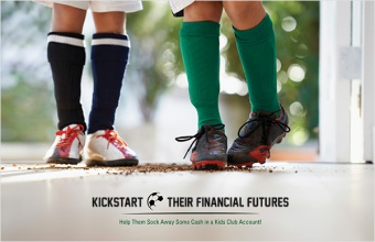 Kickstart Their Financial Futures