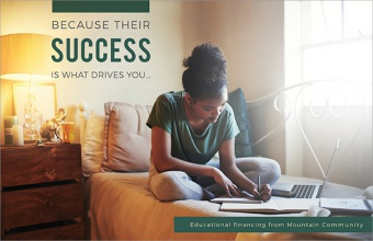 Because Their Success Is What Drives You...