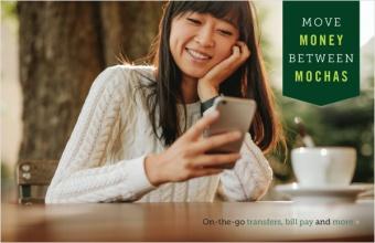 Move money between mochas