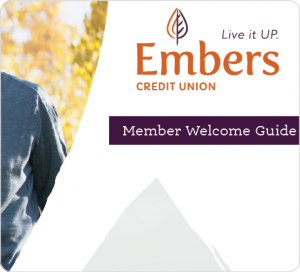 Embers Credit Union Merger Booklet